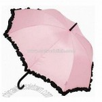 Ladies Frilled Collection - Soft Pink