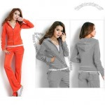 Ladies Leisure Sports Tracksuit