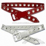 Ladies' PU Belts