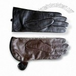 Ladies' Sheep Leather Gloves