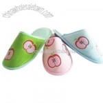 Ladies' Short Plush Slippers