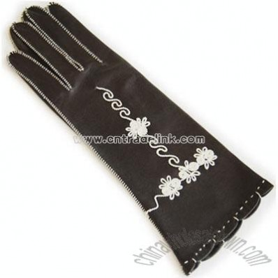 Lady Leather Gloves