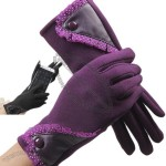 Lady Touch Screen Glove