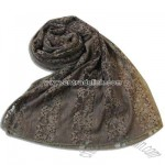 Lady's Woven Scarf
