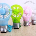 Lamp Shape Mini Fan