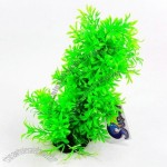 Landscaping Aquarium Plastic Artificial Grass Decorations