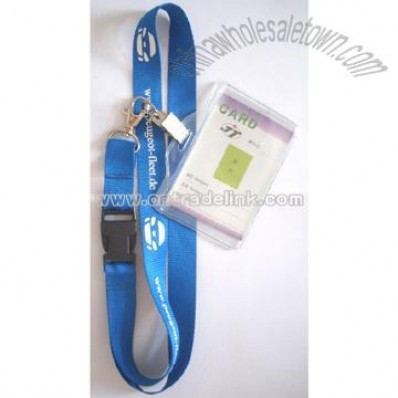 Lanyard (Id Badge Holder)