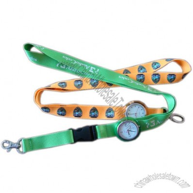 Lanyard Clocks