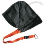 Lanyard with Nylon Hood and Carabiner