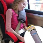 Lap-belt Sheath, Car Seat Safety Belt Pillow