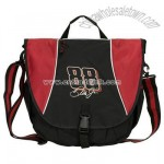 Laptop Messenger Bag/Backpack - Red