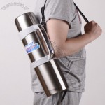 Large Capacity Stainless Steel Thermal Insulation Kettle - 3.5L Vacuum Bottle