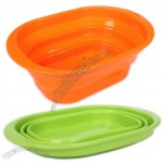 Large Silicone Folding Basin