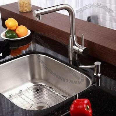 Large-Sized Stainless Steel Kitchen Sinks