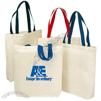 Larger Canvas Tote Bag