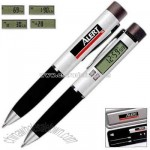 Laser - Electronic body mass index metal pen with alarm and count down / count up timer