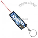 Laser Pointer Keychain