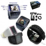 Latest AVATAR Single Sim Card no Camera Watch Cell Phone ET-1I