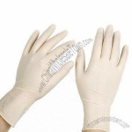 Latex Examination Gloves, CE-certified
