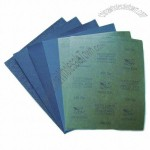Latex Paper Base Silicon Carbide Waterproof Abrasive Paper