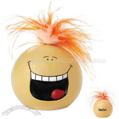 Laughing Goofy Stress Balls