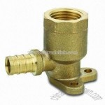 Lead-free Brass Barb Fitting with Female Thread