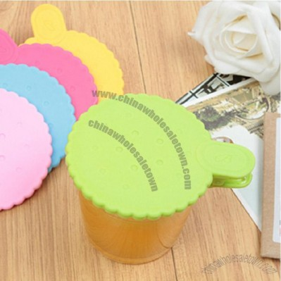Leakproof Universal Silicone Sealing Lid