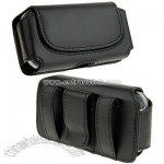 Leather Case Pouch Holster For Motorola MOTO VE538 VE66 ZN200