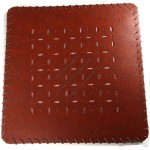 Leather Chair Mat