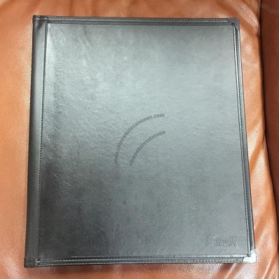 Leather Choir Folders
