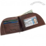 Leather Front-Pocket Wallet