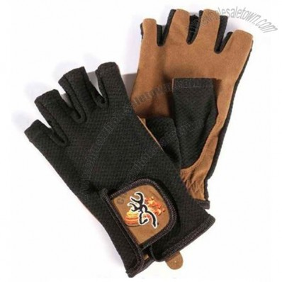 Leather Hunting Shooting Gloves