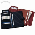Leather International Passport and Travel Document Case
