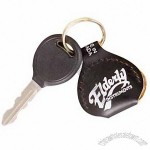 Leather Keychain Imprinted