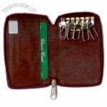 Leather Keyholder Wallets