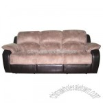 Leather Living Room Sofa