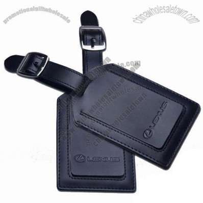 Leather Luggage Tag(4)