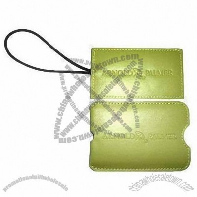 Leather Luggage Tag(8)