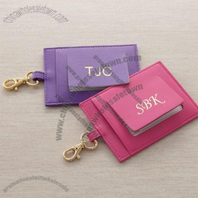 Leather Luggage Tags for Women