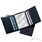 Leather Men's Tri-Fold Wallet
