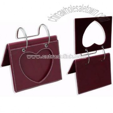 Leather Photo Frame and Album