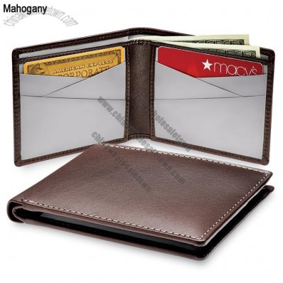 Leather Privacy Wallet