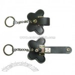 Leather Promotion USB Flash Drive