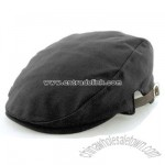 Leather Strap Ivy Cap