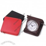 Leather Travel Clocks