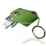 Leather USB Flash Memory Drive