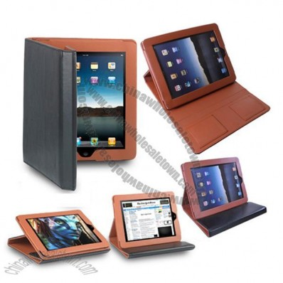Leatherette iPad Case