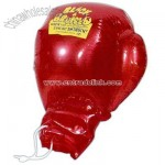 Left Hand - Inflatable boxing glove