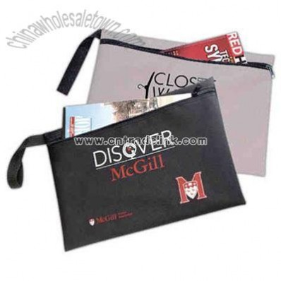 Legal size document holder