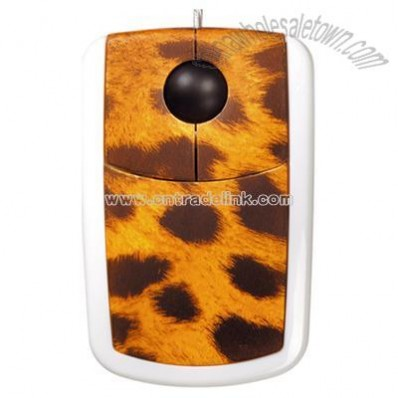 Leopard Optical Mouse